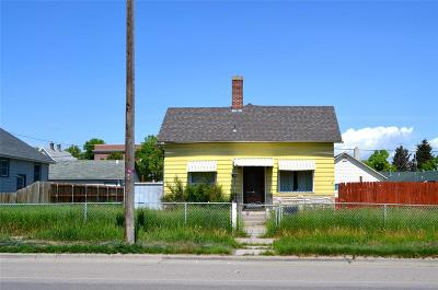 Dillon Single Family Home For Sale: 217 S Atlantic Street