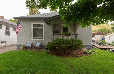 Livingston Single Family Home For Sale: 214 W Chinook