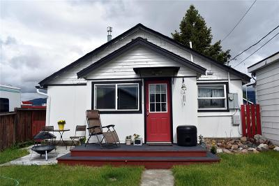 Butte Single Family Home For Sale: 1927 S Montana