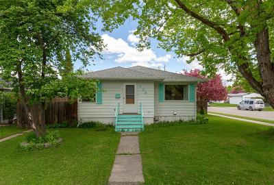 Bozeman Multi Family Home For Sale: 622 S 15th Street