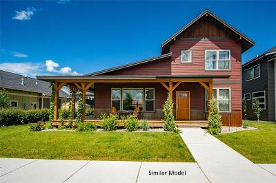 Bozeman Single Family Home For Sale: Tbd Ferguson Avenue