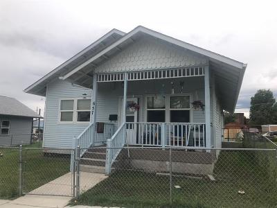 Butte MT Single Family Home For Sale: $139,900