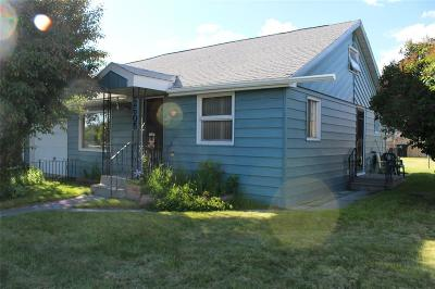 Butte Single Family Home For Sale: 2505 Ottawa Street