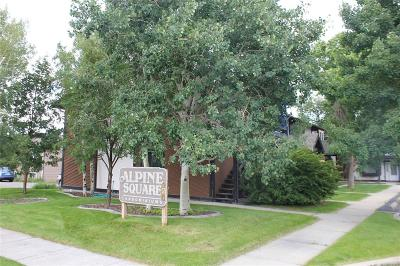 Bozeman Condo/Townhouse For Sale: 220 S 18th Ave #g