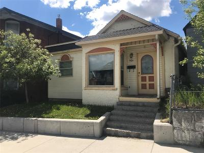 Butte Single Family Home For Sale: 531 S Colorado