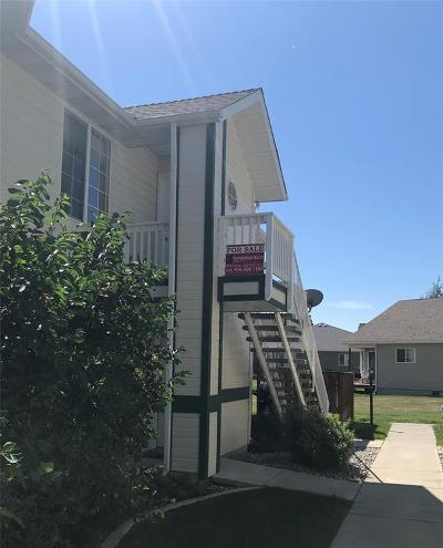 Bozeman Condo/Townhouse For Sale: 3016 W Villard Avenue #2-G