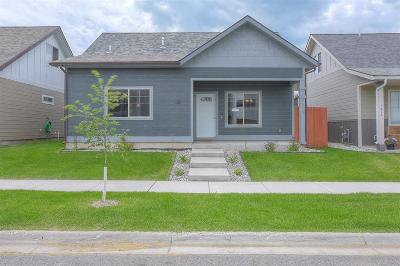 Bozeman Single Family Home For Sale: 3858 Kimberwicke Street