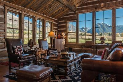 Livingston Single Family Home For Sale: 66 Deep Creek Road
