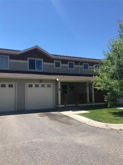 Bozeman Condo/Townhouse For Sale: 2933 N 27th #10