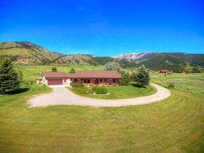 Bozeman Single Family Home For Sale: 455 Middle Cottonwood Lane