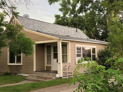 Livingston Single Family Home For Sale: 505 S 8th Street