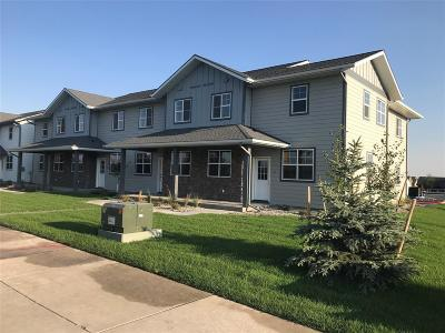 Bozeman Condo/Townhouse For Sale: 4334 Glenwood Drive #D