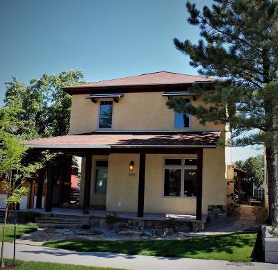 Livingston Single Family Home For Sale: 323 S 2nd Street