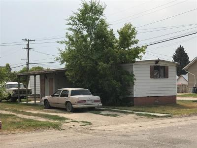 Dillon Single Family Home For Sale: 210 N Walnut Street