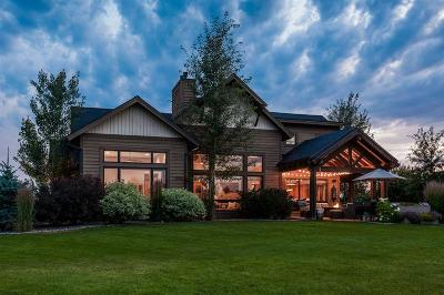 Bozeman Single Family Home For Sale: 111 Pleasant View Drive