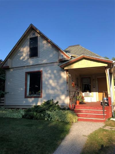 Single Family Home For Sale: 507 S Black Avenue