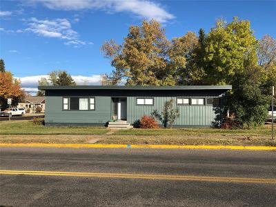 Bozeman Single Family Home For Sale: 404 S 11th
