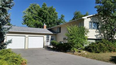 Bozeman Single Family Home For Sale: 316 N 11th