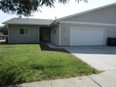 Three Forks Single Family Home For Sale: 205/207 E Ash