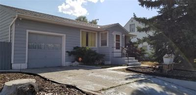 Butte MT Single Family Home For Sale: $98,500
