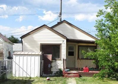 Anaconda Single Family Home For Sale: 1206 E 4th Street