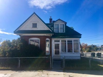 Butte, Walkerville Multi Family Home For Sale: 801 Maryland