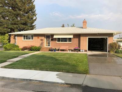 Dillon Single Family Home For Sale: 104 S Argenta Street