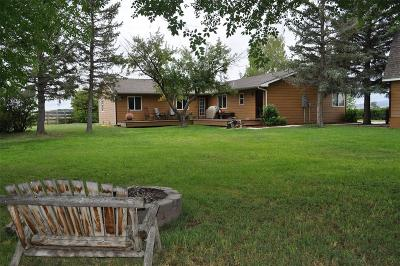 Three Forks Single Family Home For Sale: 3660 Old Yellowstone Trail