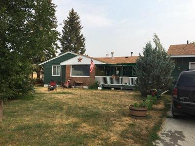 Whitehall Single Family Home For Sale: 313 2nd E