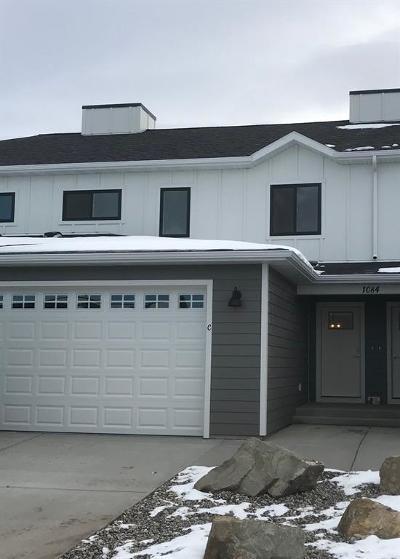 Bozeman Condo/Townhouse For Sale: 1084 Forestglen Drive #B