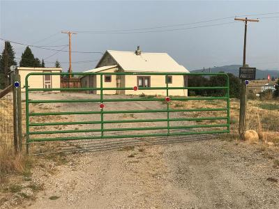 Butte, Walkerville Single Family Home For Sale: 1 Chipmunk Way Lane