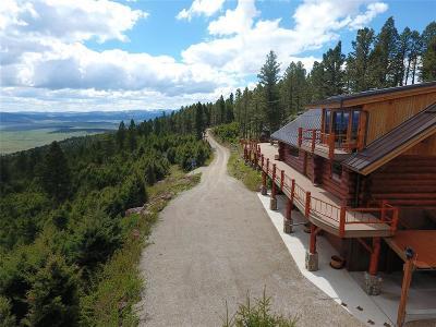 White Sulphur Springs Single Family Home For Sale: 167 Elk Acres Trail