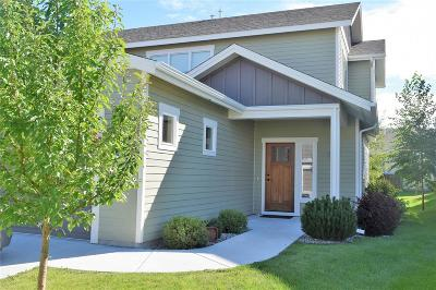 Bozeman Condo/Townhouse For Sale: 268 Pine Creek Drive