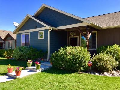 Bozeman Single Family Home For Sale: 3450 S 28 Avenue
