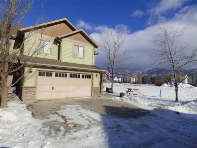 Bozeman Condo/Townhouse For Sale: 3216 Warbler Way #7