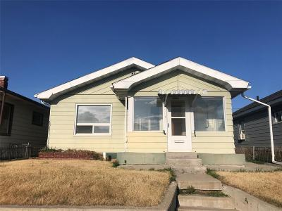 Butte Single Family Home For Sale: 2064 Roberts