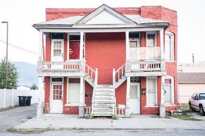 Butte Multi Family Home For Sale: 110 E Aluminum