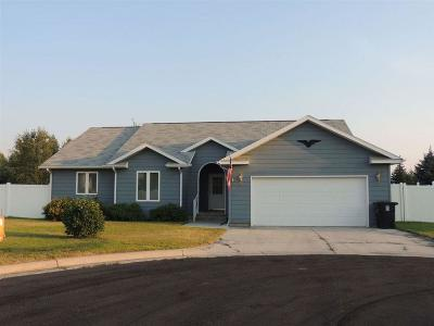 Butte Single Family Home For Sale: 22 Kings