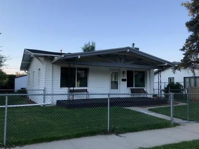 Butte MT Single Family Home For Sale: $157,500