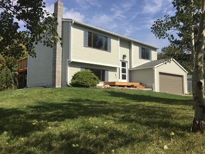 Bozeman Single Family Home For Sale: 55 Dogwood Drive