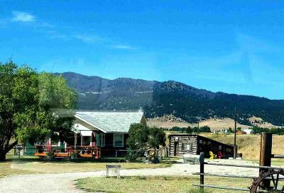 Anaconda MT Single Family Home Sold: $250,000