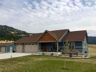 Butte Single Family Home For Sale: 288 Whisper Ridge