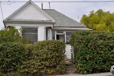 Butte MT Single Family Home For Sale: $72,900