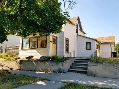 Livingston Single Family Home For Sale: 114 S H Street