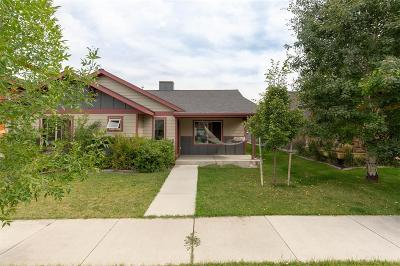 Bozeman Single Family Home For Sale: 3150 Foxtail