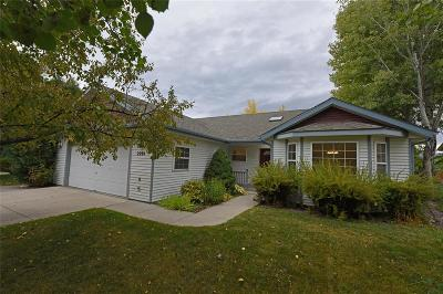 Bozeman Single Family Home For Sale: 2201 Maplewood Street