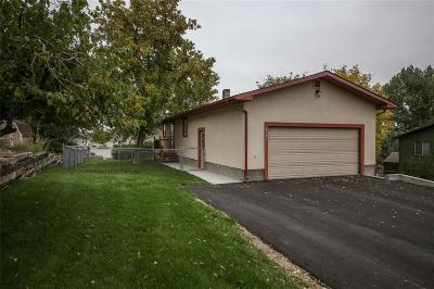 Livingston Single Family Home For Sale: 620 N M Street