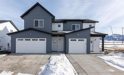 Bozeman Condo/Townhouse For Sale: 2012 Chipset Street #A
