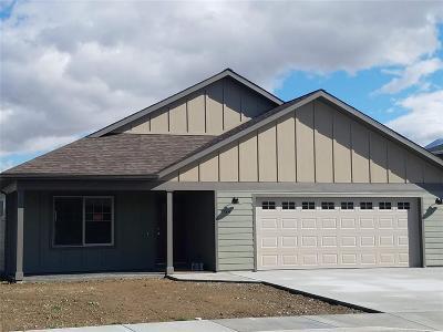 Livingston Single Family Home For Sale: 704 Nebula