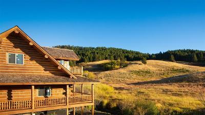 Livingston Single Family Home For Sale: 29 Elk Ridge Road